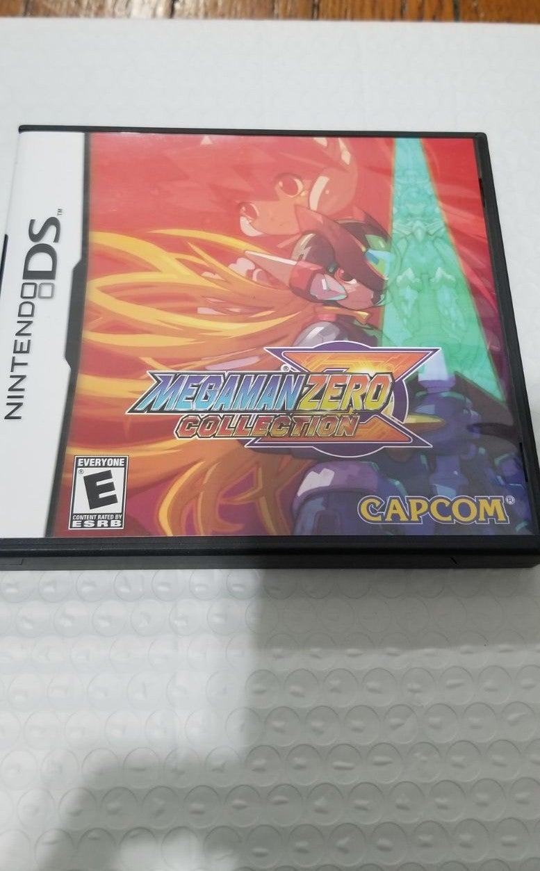 Mega Man Zero Collection on Nintendo DS