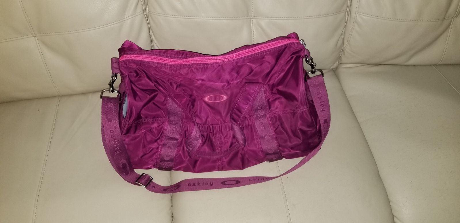 Oakley Duffle Gym Bag