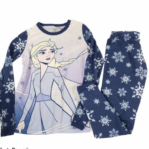 Cuddl Duds Frozen Girls XS Pajama Set