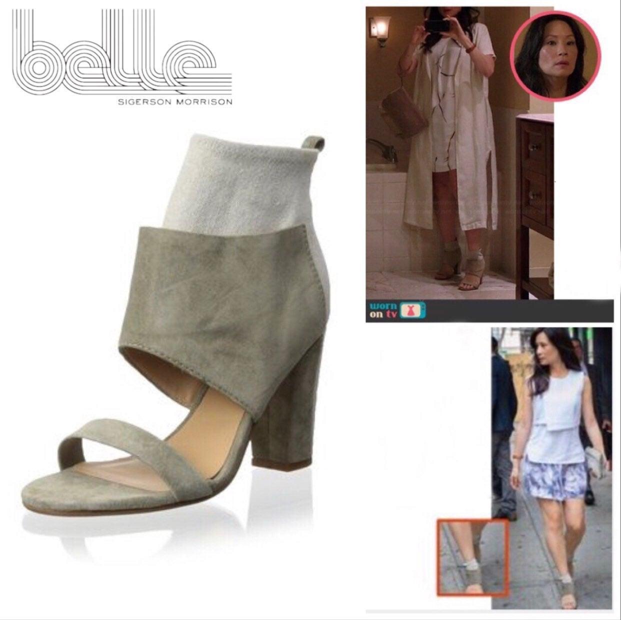 Belle by Sigerson Morrison Belden Boots