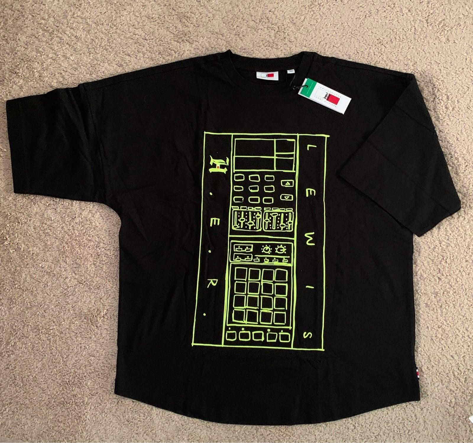 Tommy Hilfiger × Lewis Hamilton T-Shirt