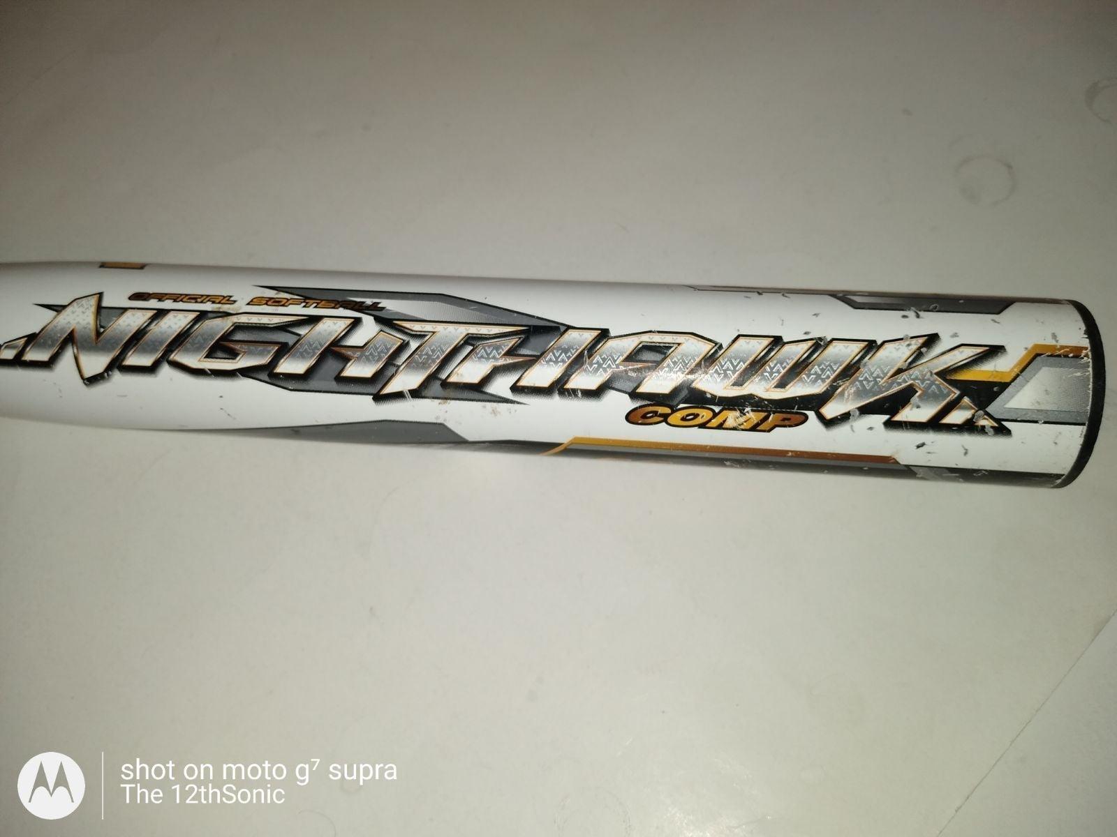 """Mizuno Nighthawk Fastpitch 32"""" Comp Bat"""