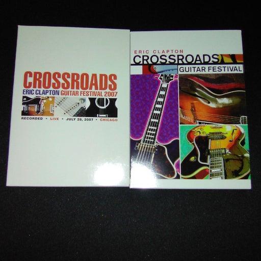 Eric Clapton guitar festival crossroads