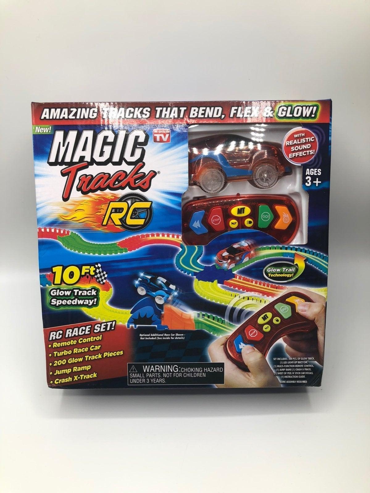 Magic Tracks RC cars