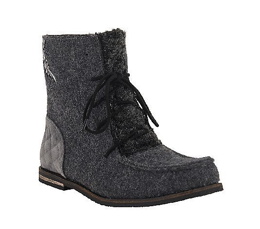 Sakroots lace up booties