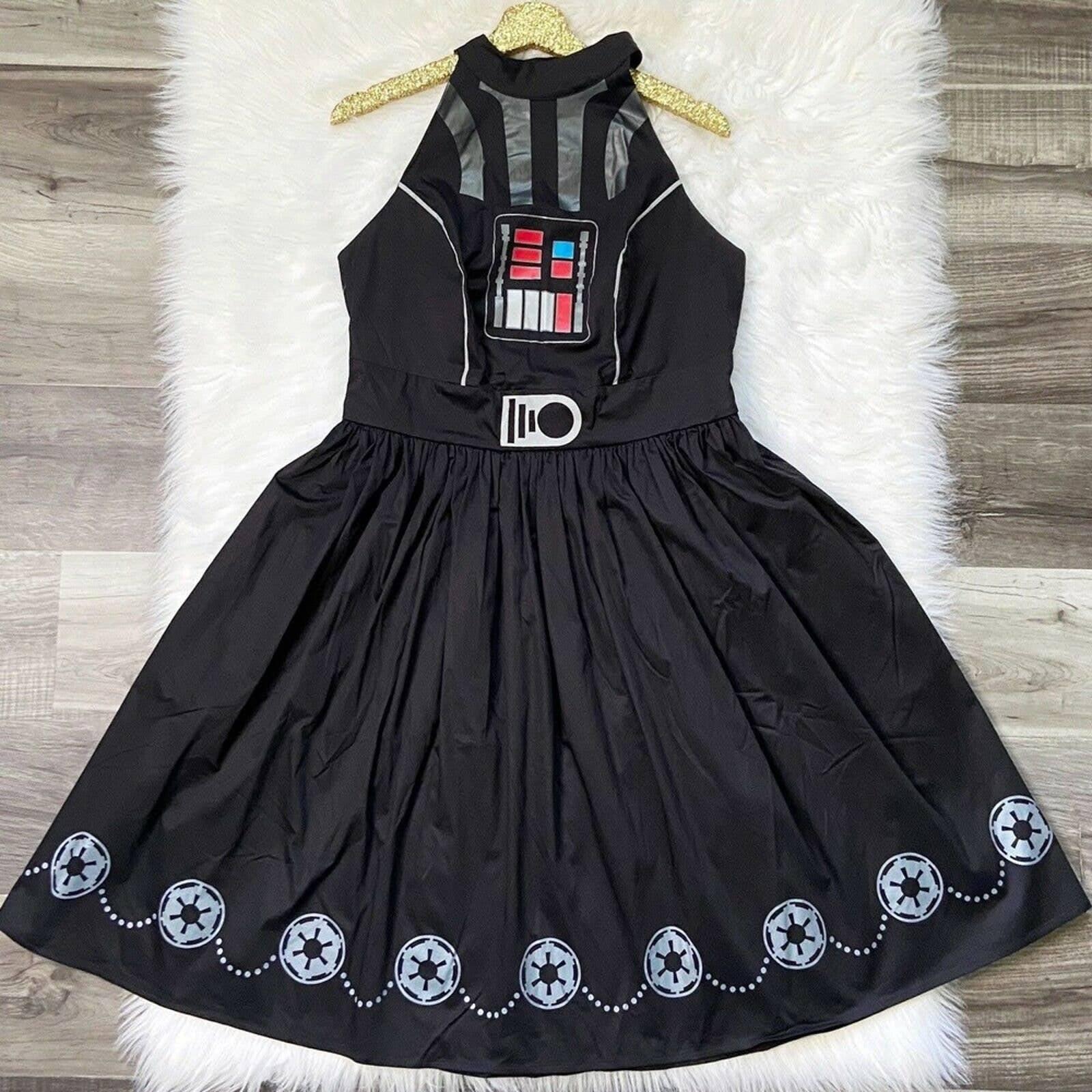 Disney Parks Darth Vader Star Wars Dress