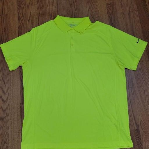 Nike Golf Dri-Fit Shirt/ XL