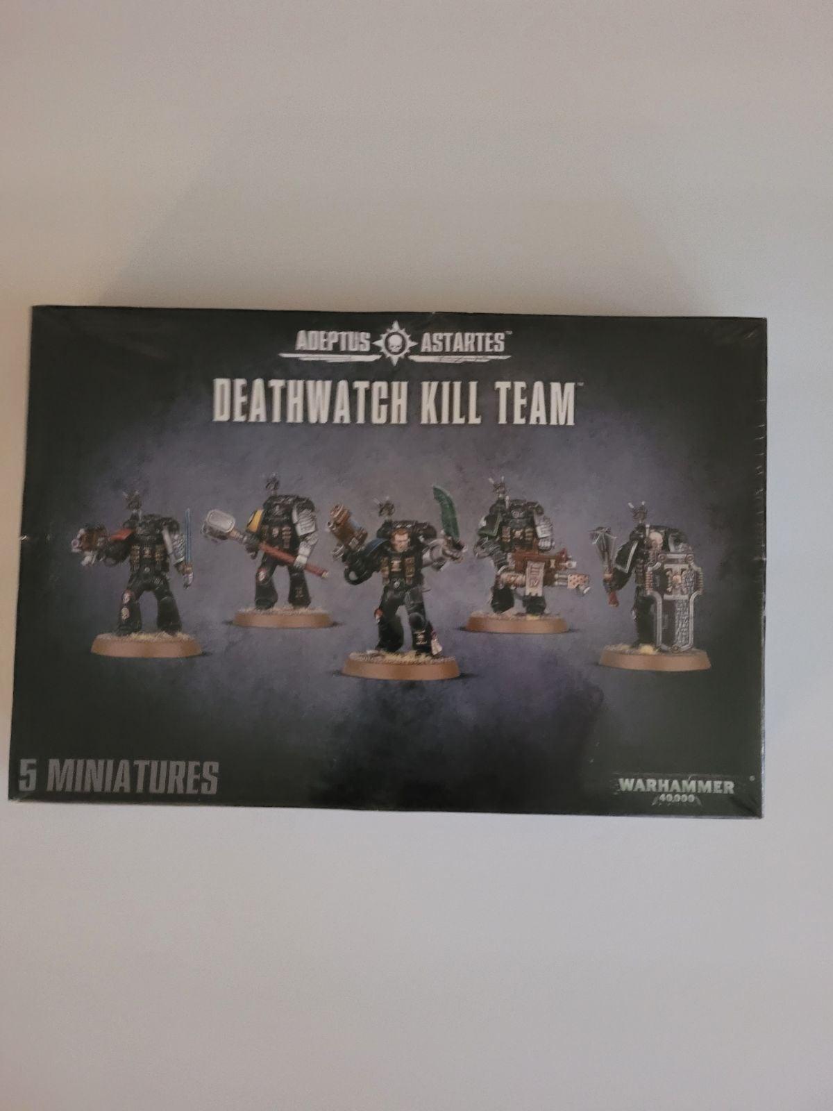 Warhammer 40k Adeptus Astartes 5pcs Deat
