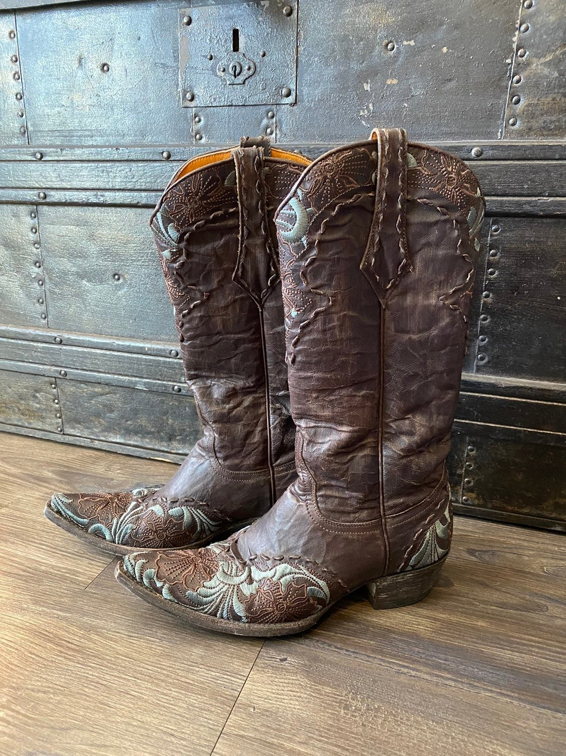 Old Gringo Erin Cowgirl Boots