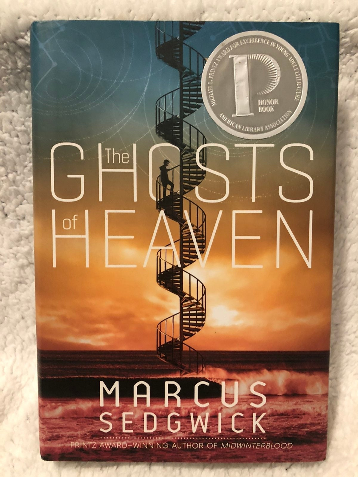 Signed The Ghosts of Heaven by Marcus