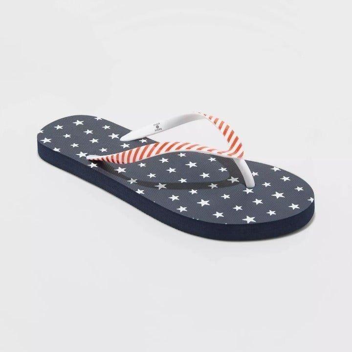 Shade & Shore Brynn Flip Flops 11 Americ
