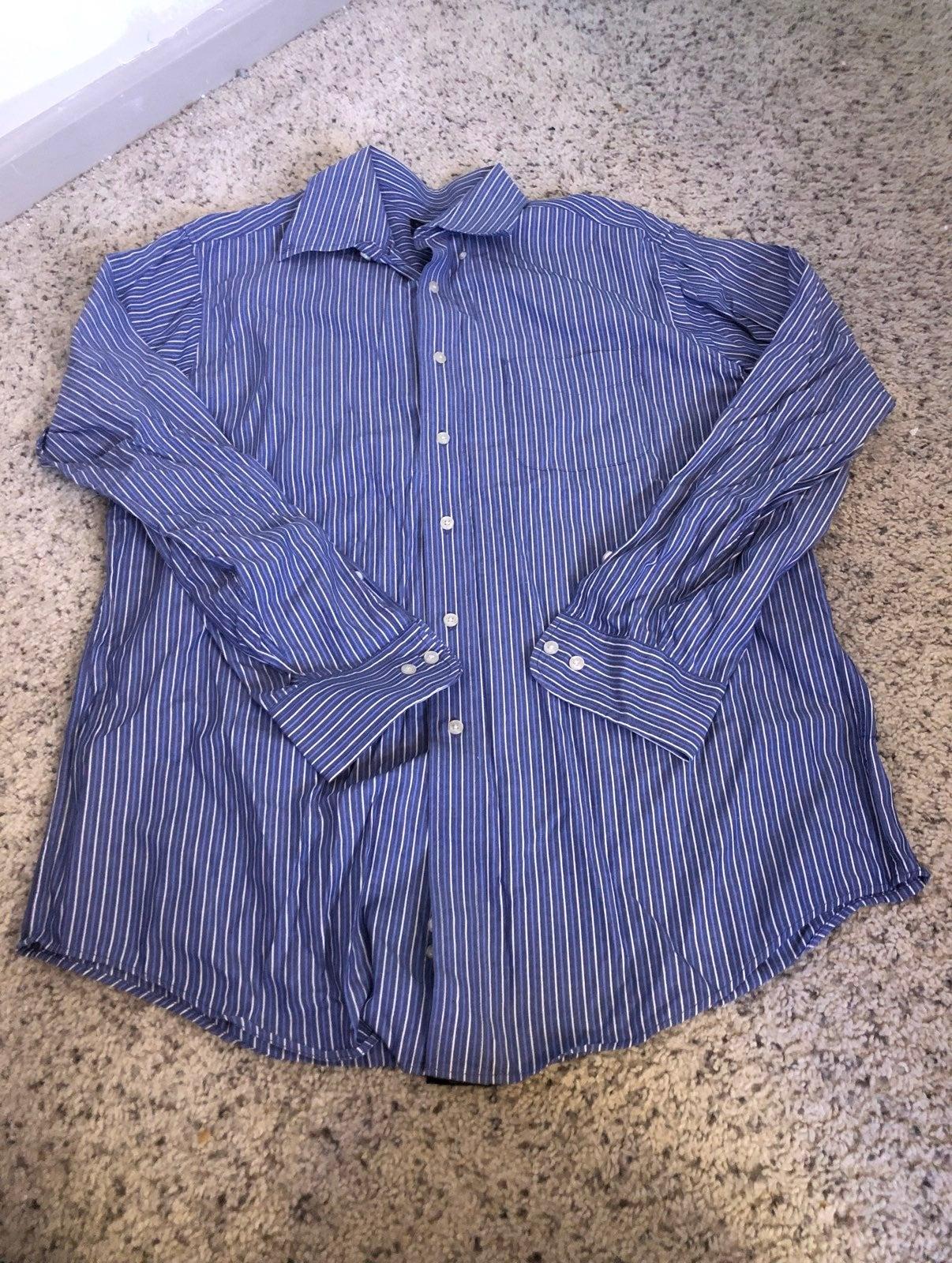 Club room Dress Shirt