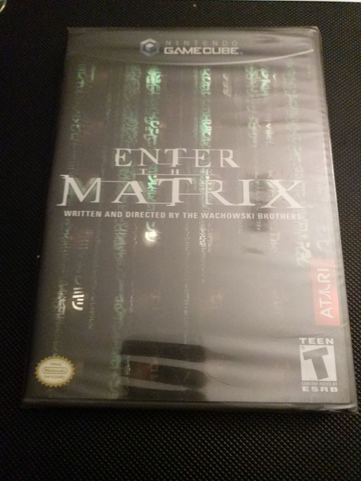 Brand New!!  Enter the Matrix Gamecube