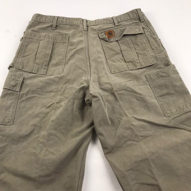 Used Carhartt Work pants 38x28 stains