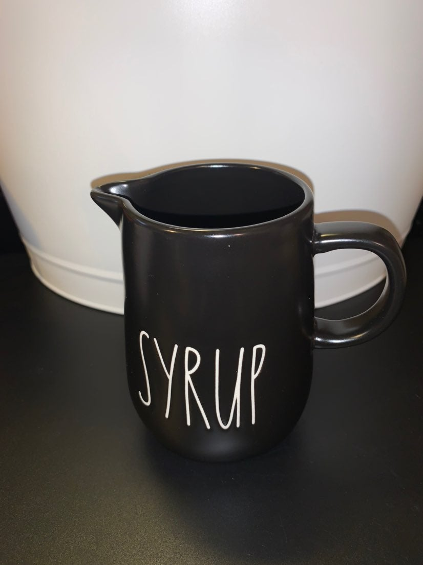Rae Dunn syrup