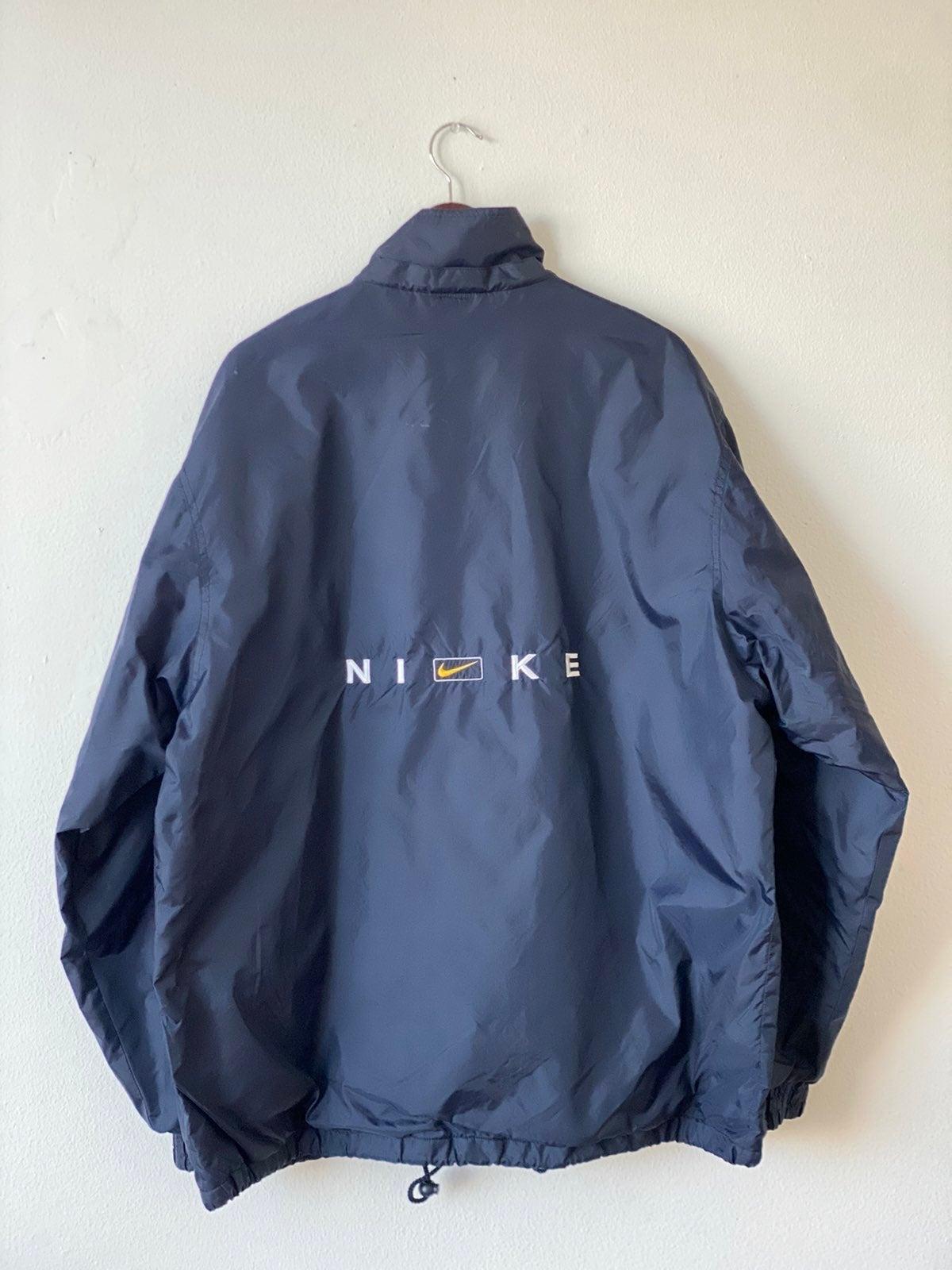 Vintage 90s Nike Windbreaker Sz XL