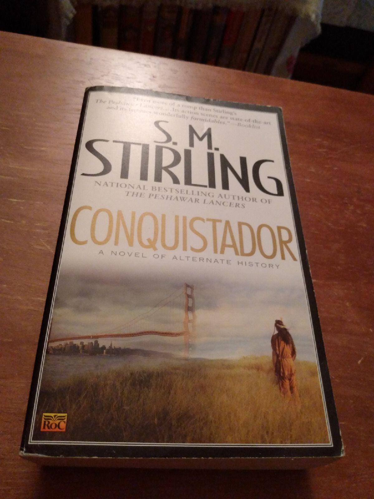 S.m. Stirling conquistador