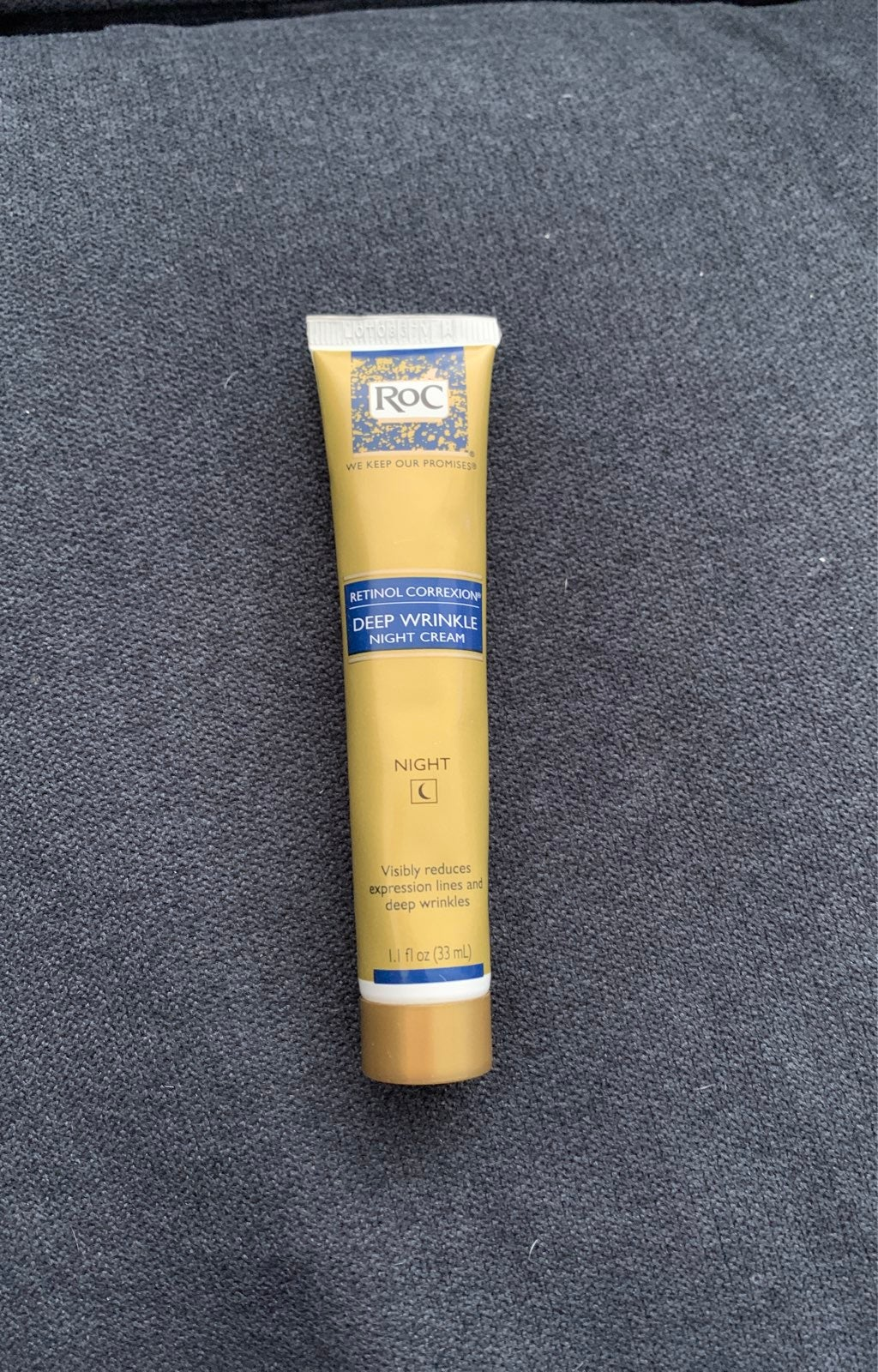 roc deep wrinkle night cream