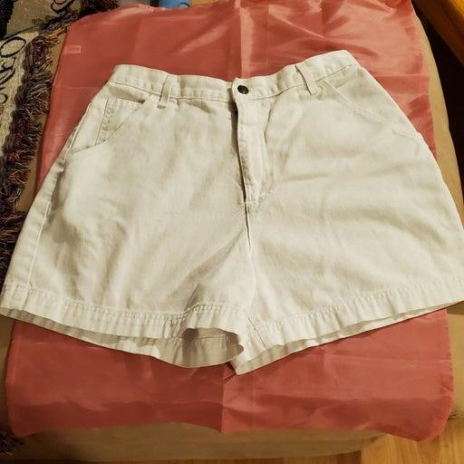 Crossroad White Denim Short Size 12