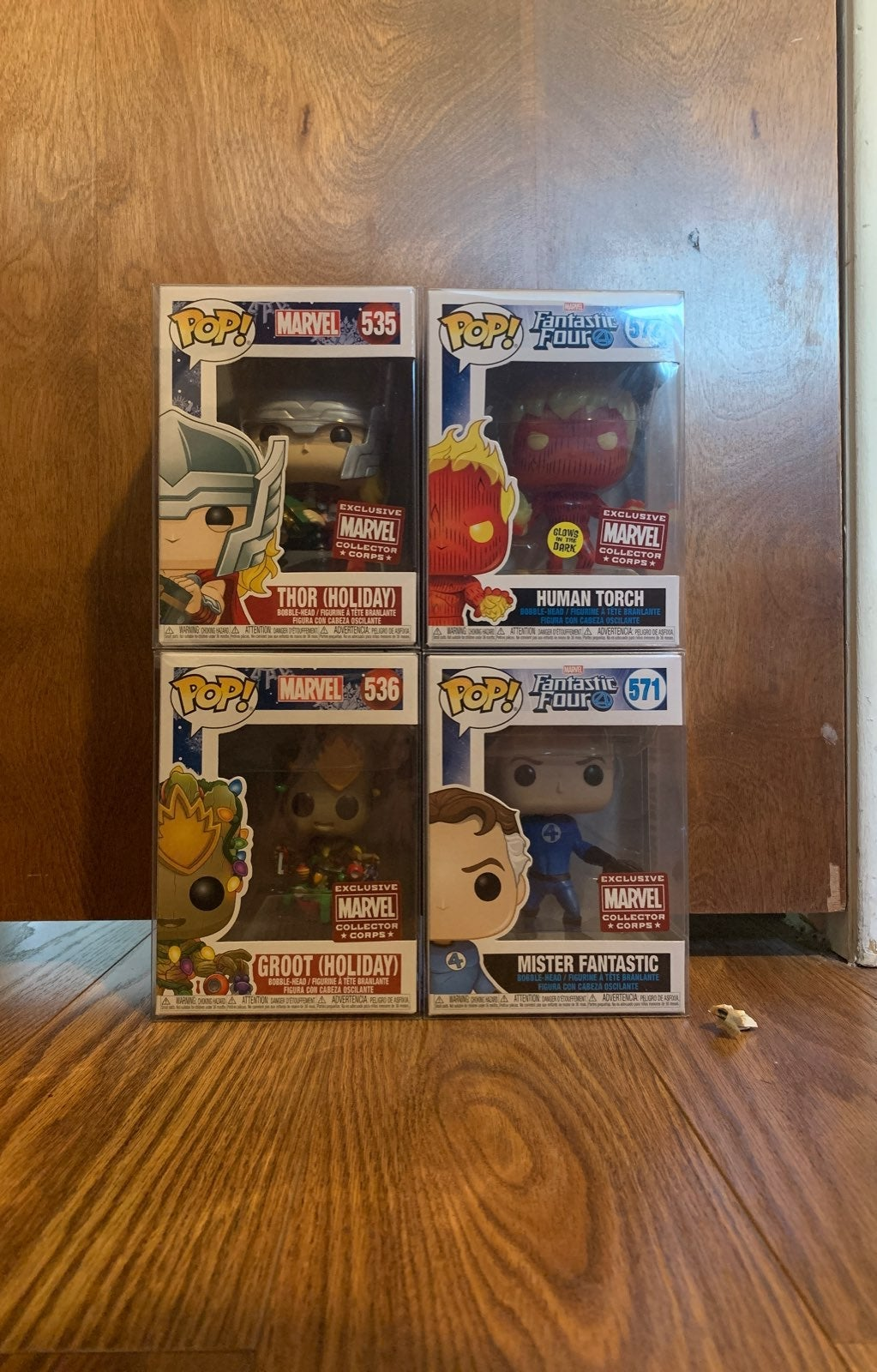 Collector Corps Funko Pop Lot