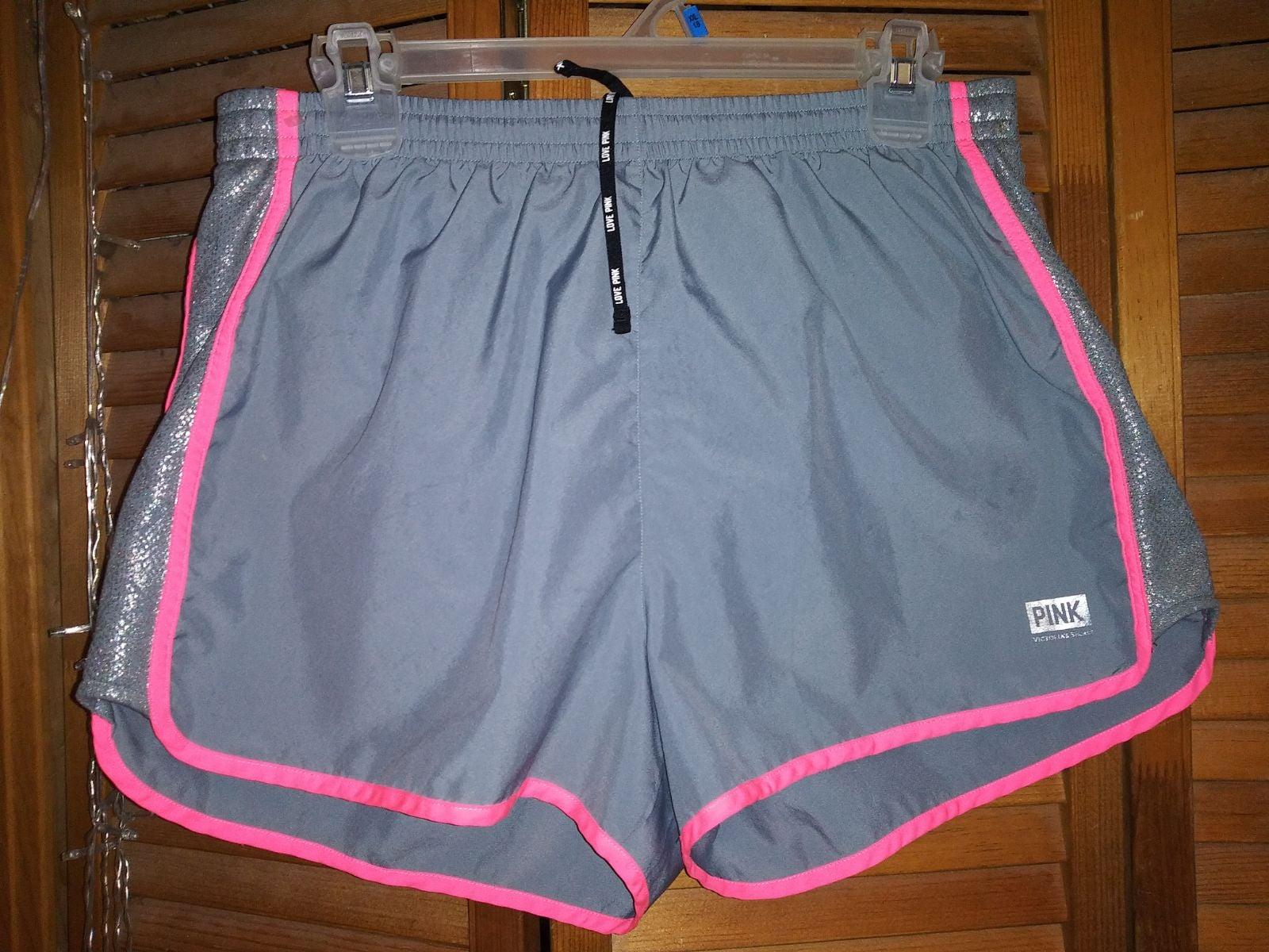 LG PINK VS Bling Athletic Shorts