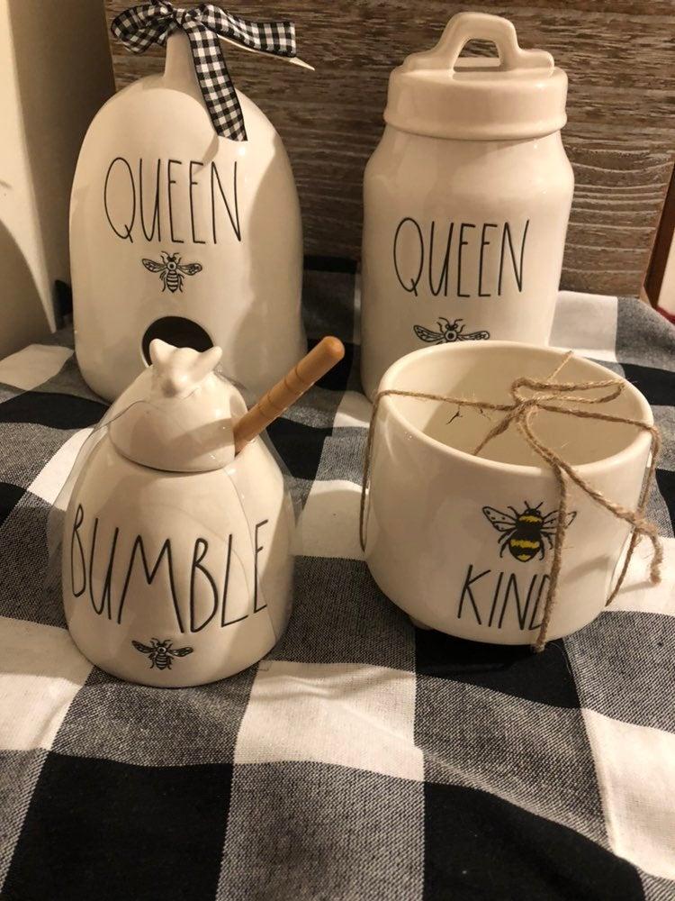 Rae Dunn Bumble Bee Collection