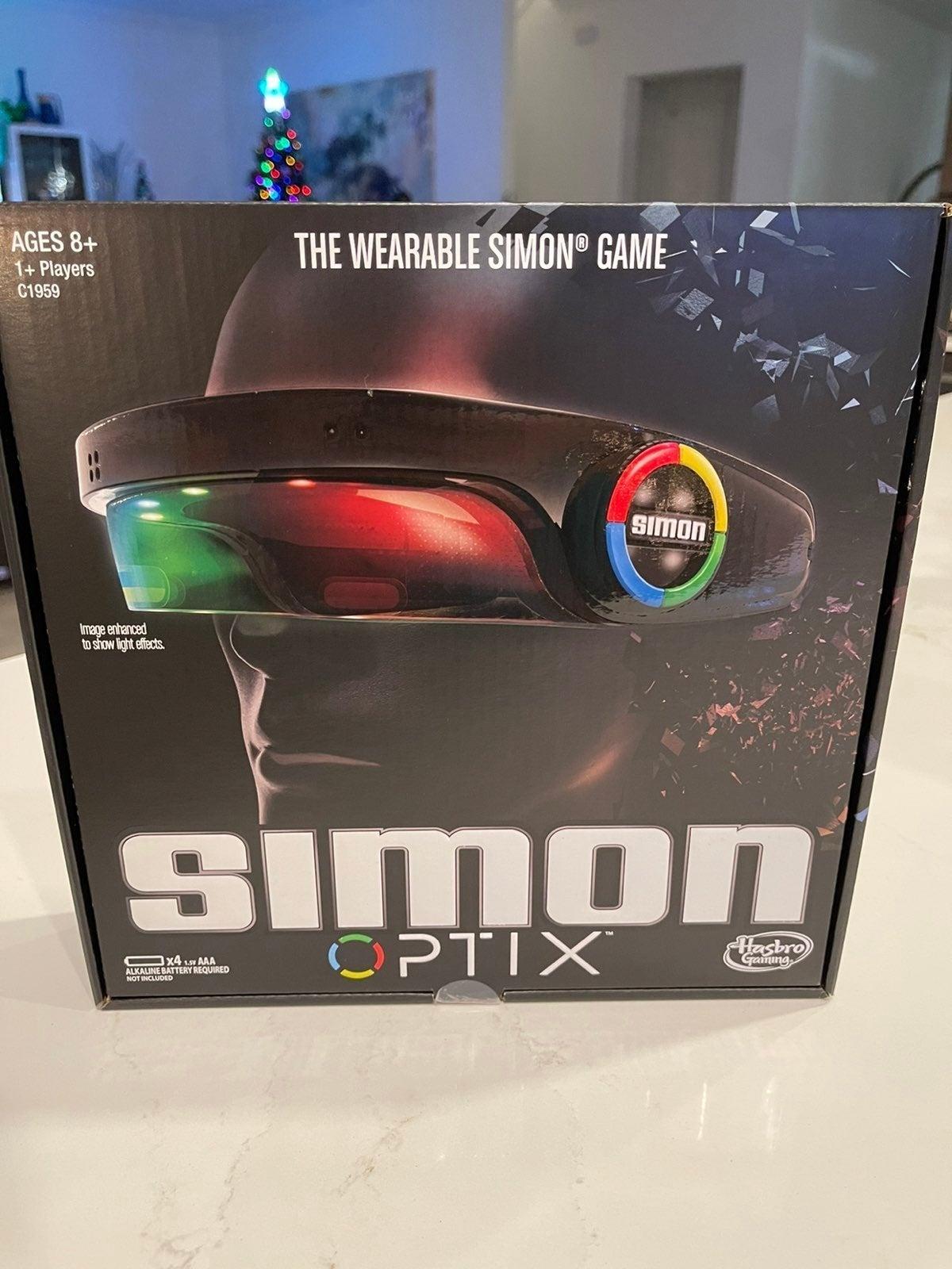 Simon Optix New sealed