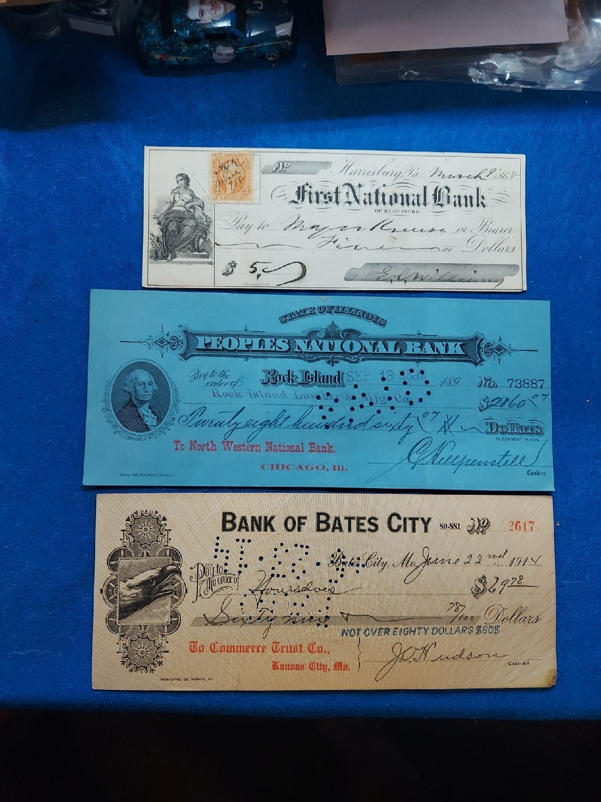 Paper money/currency Post Cvl War A22