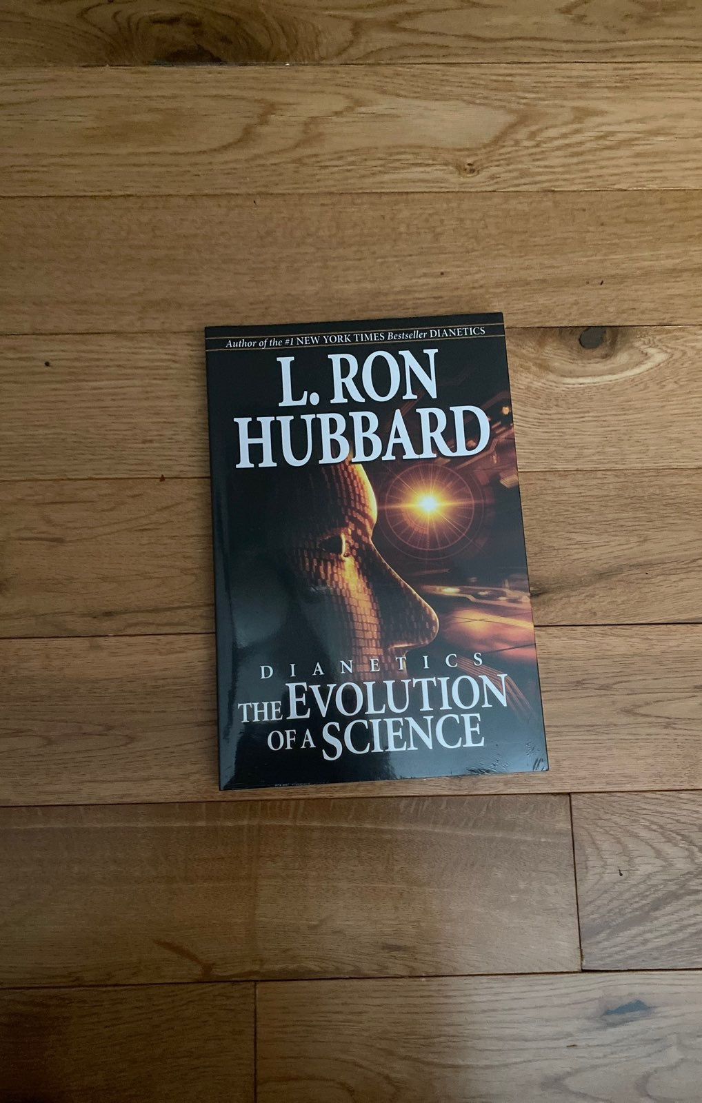 L Ron Hubbard The Evolution Of Science