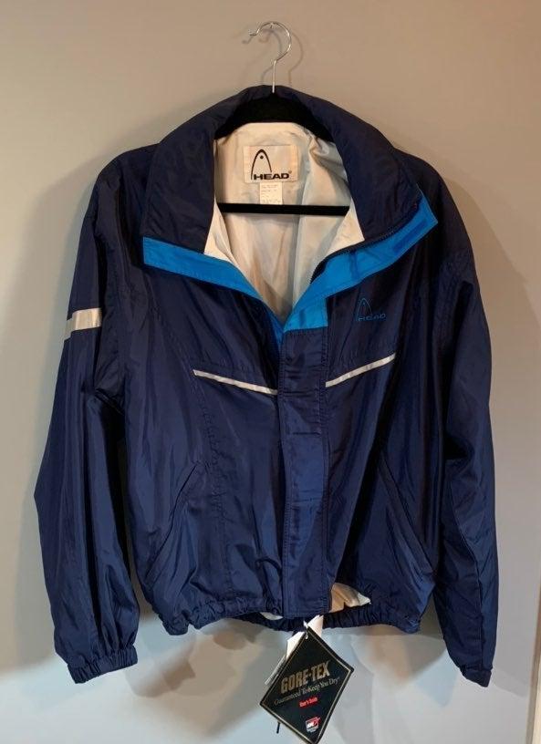 NWT Gore-Tex Windbreaker Jacket Coat M