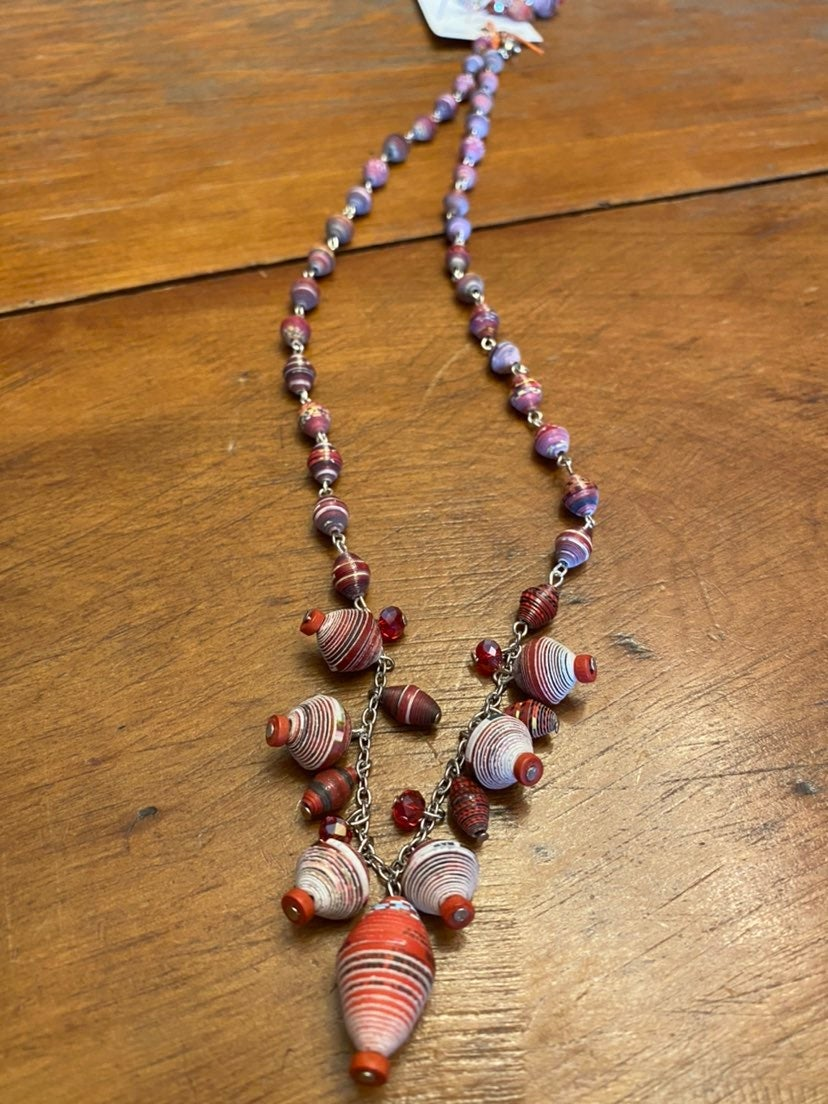 Handmade Timbali Jewelry Set