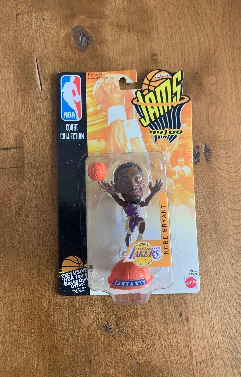 1999-00 Kobe Bryant NBA Jams