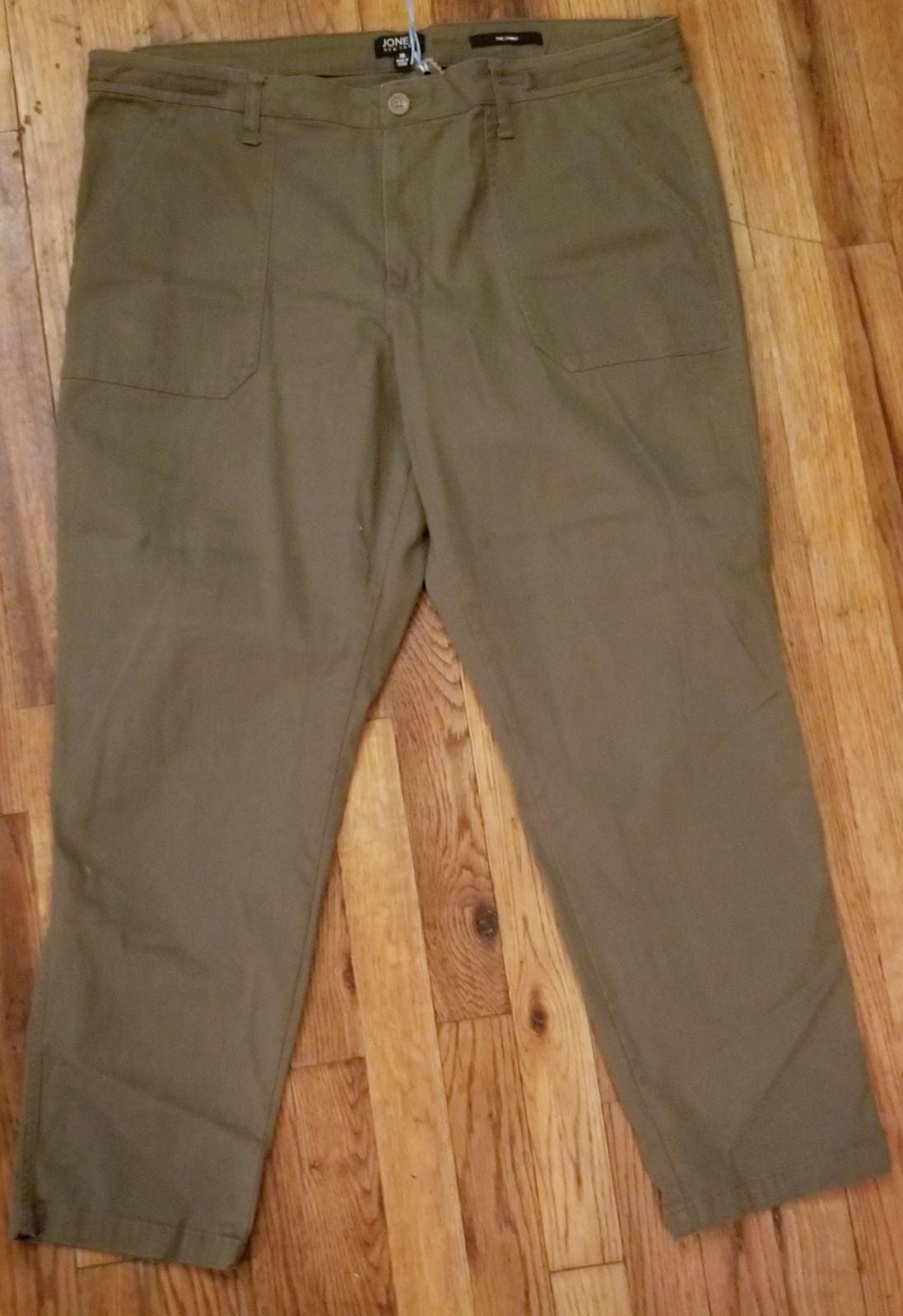 Pants Womens JONES NEW YORK Plus