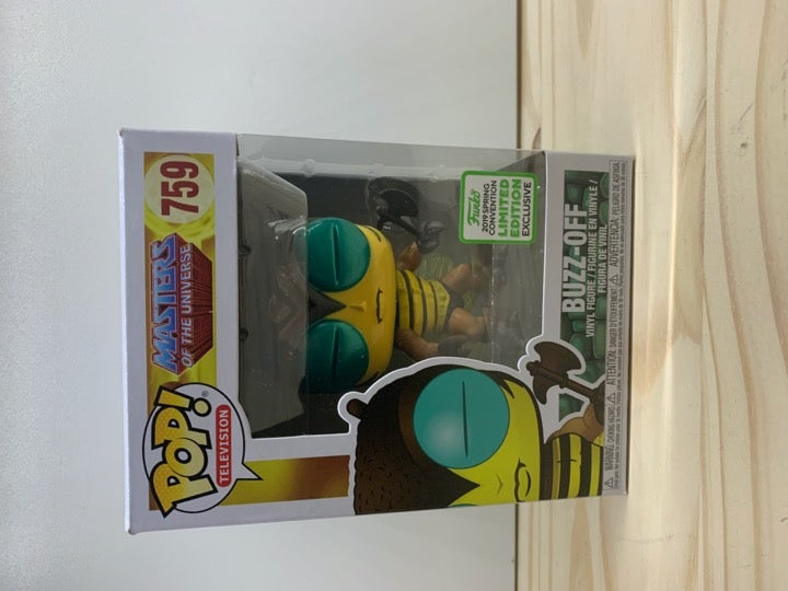 Funko Pop Buzz-Off #759