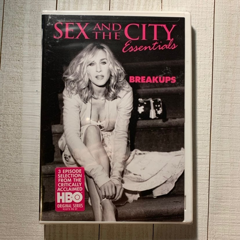 Sex and the City Breakups DVD