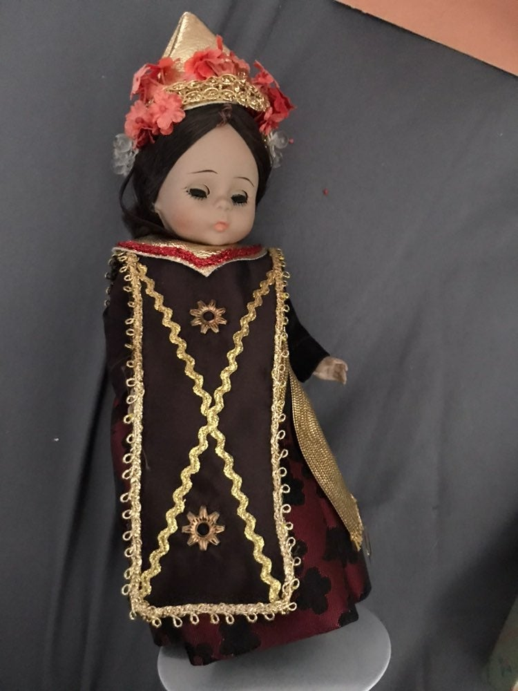 "Madame Alexander ""Indonesia"" doll"