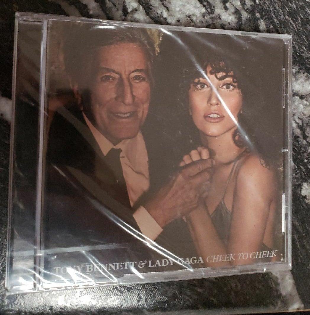 Cheek to Cheek- Tony Bennett & Lady Gaga