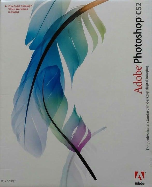 Adobe PhotoShop CS2 Full Version Windows