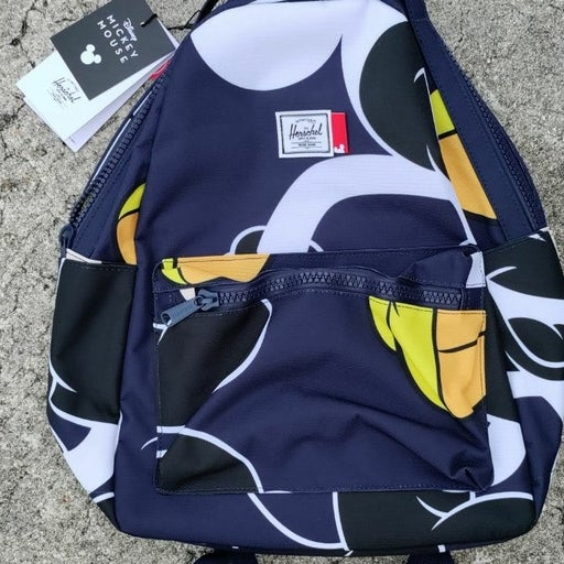 herschel backpack Mickey Mouse