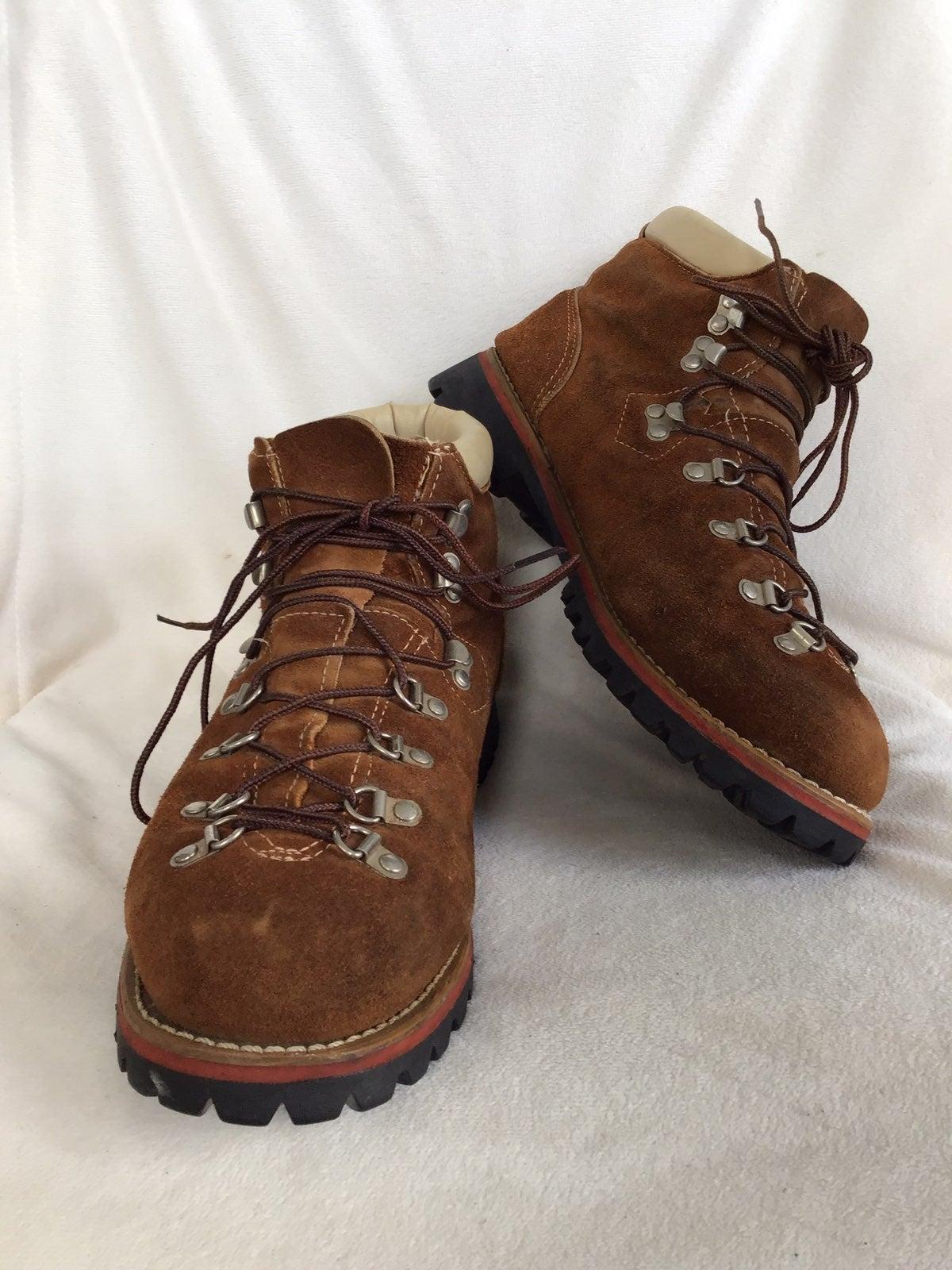 Brooks mens mountain hiking size 11 boot