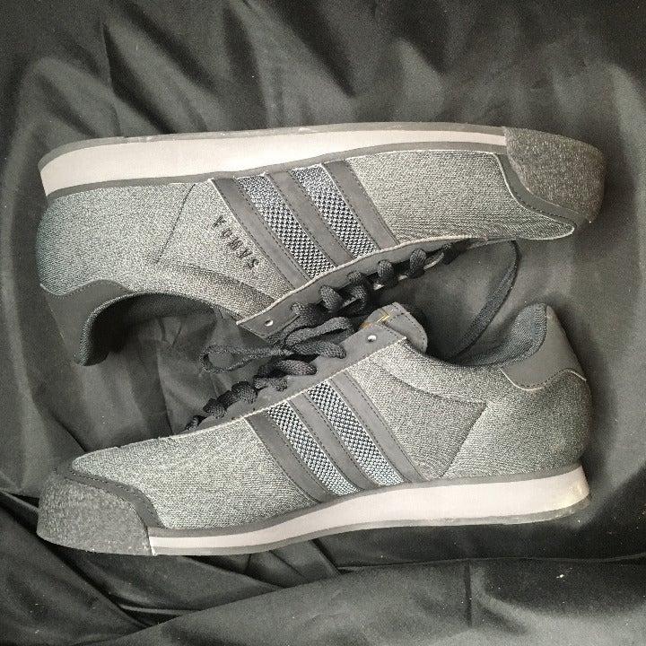 Adidas Samoa (Gray / Black) Mens Sz 13