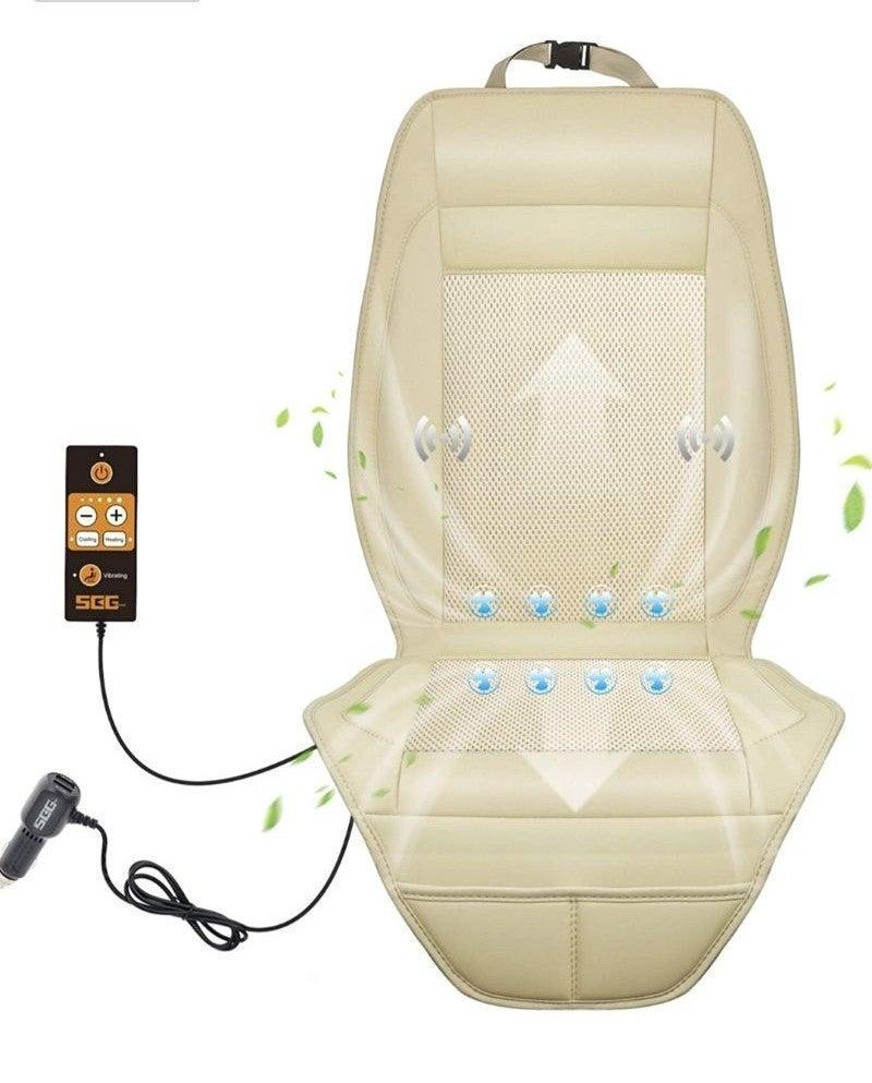 SEG 3n1 Massaging Automotive Seat Cover