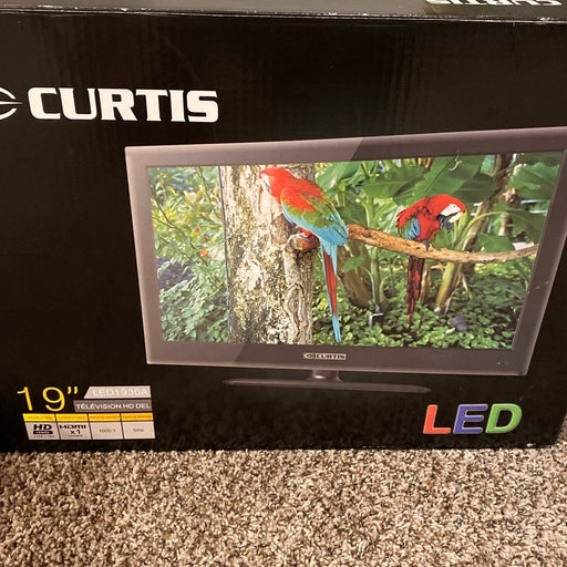 Curtis 19 inch tv LED