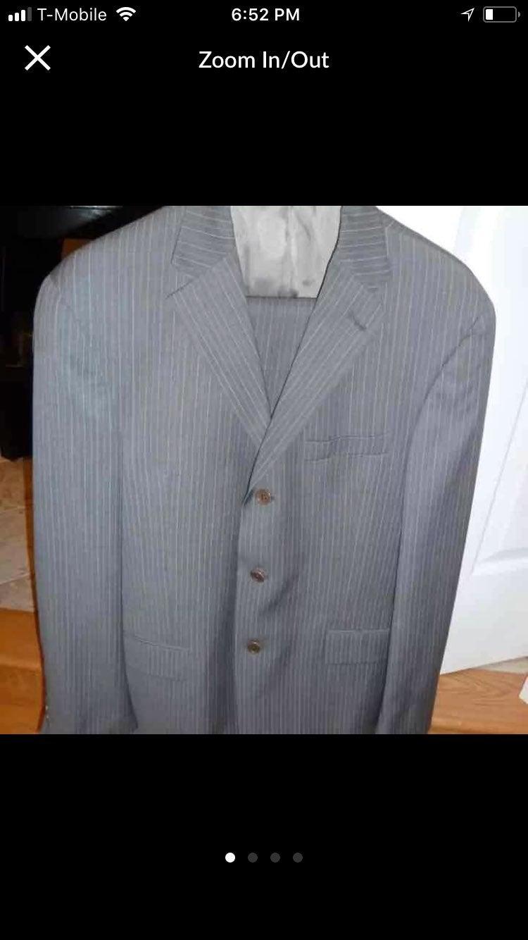 Tommy Hilfiger Men's Suit 38R/31W