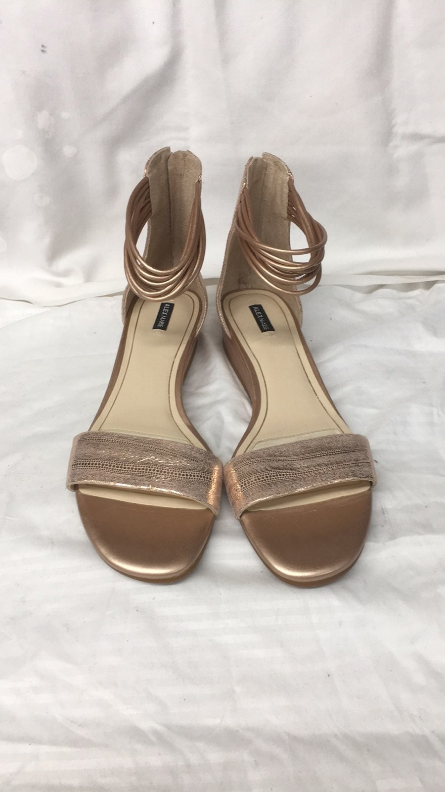 Alex marie New sandals ladies sz 10