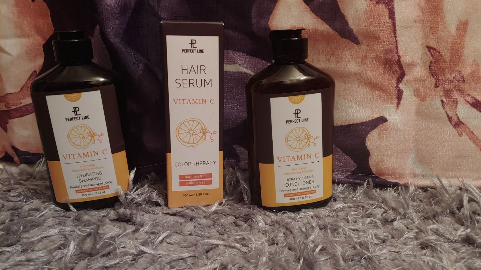 Perfect Line Hair care set