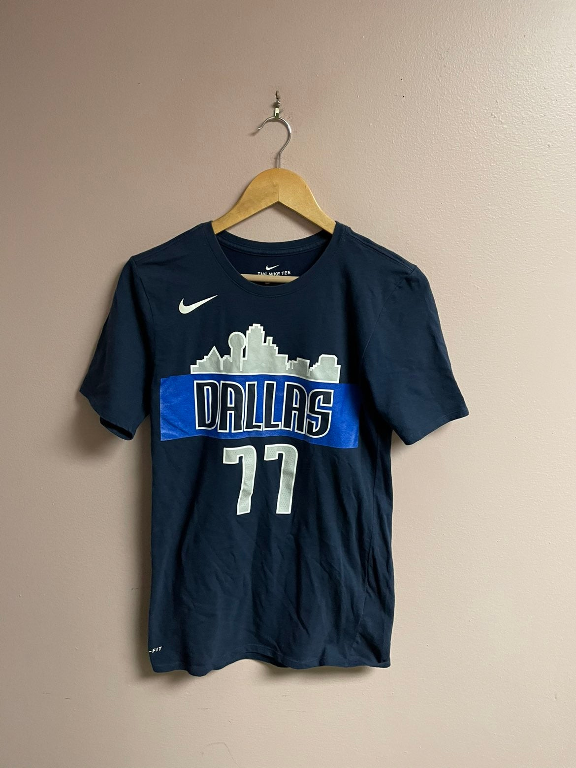 Nike Dallas Mavericks shirt jersey