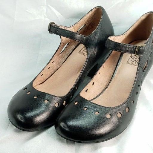 Miz mooz leather dress pumps 6.5