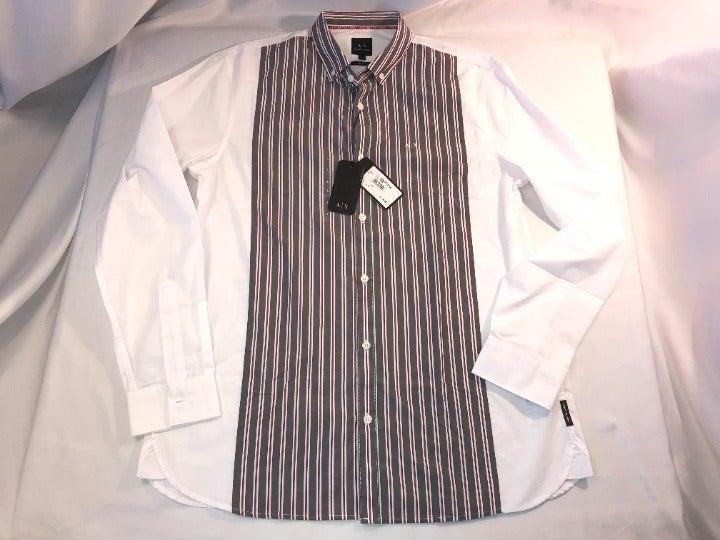Striped Size L Long Sleeve 6GZC26 ZNSBZ