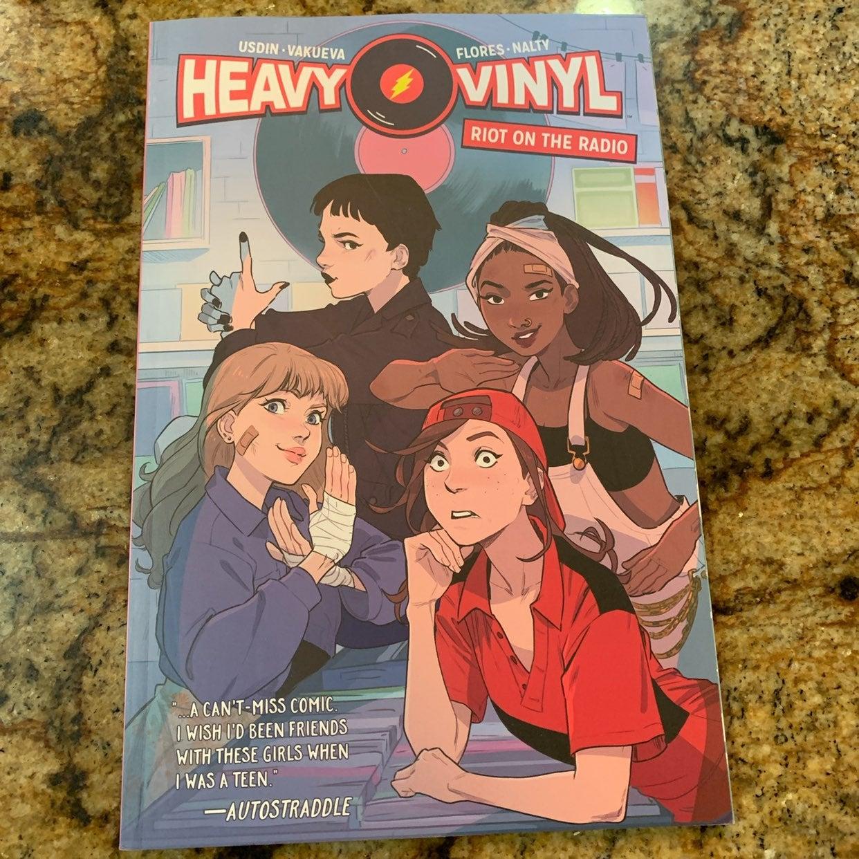 Heavy Vinyl: Riot On the Road